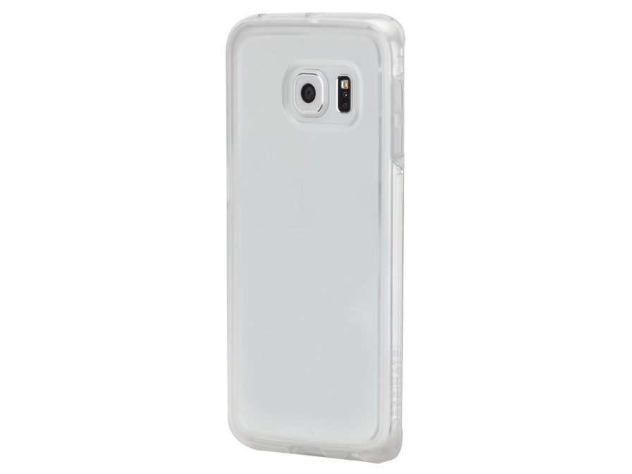 Case-Mate Naked Tough - Extra Sterk Samsung Galaxy S6 Edge Hoesje