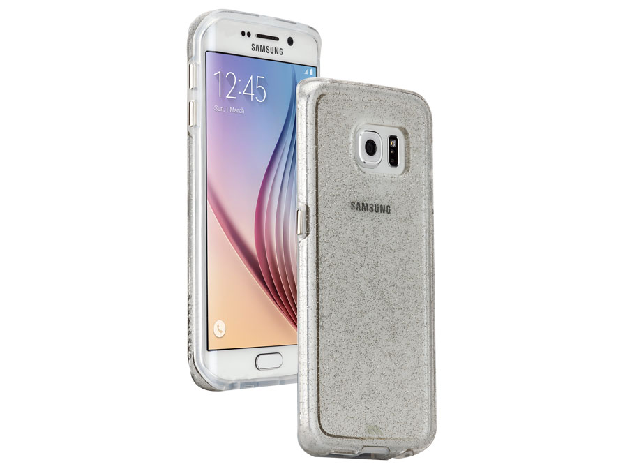 Case-Mate Sheer Glam Case - Samsung Galaxy S6 Edge Hoesje