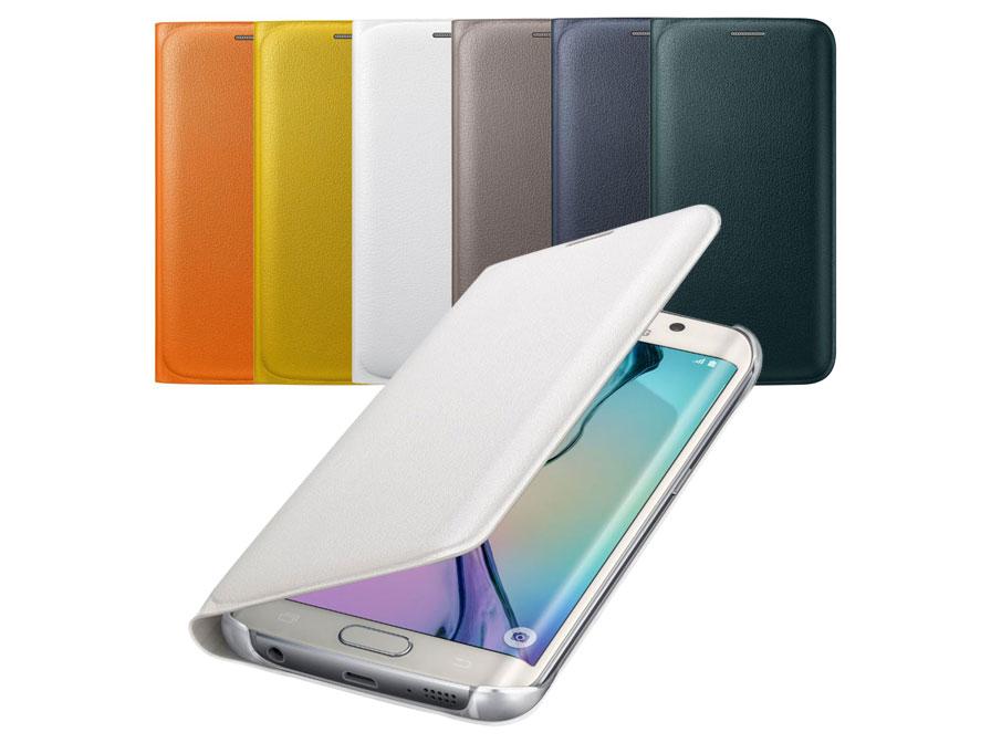 Samsung Galaxy S6 Edge Flip Wallet Origineel Samsung Ef Wg925p