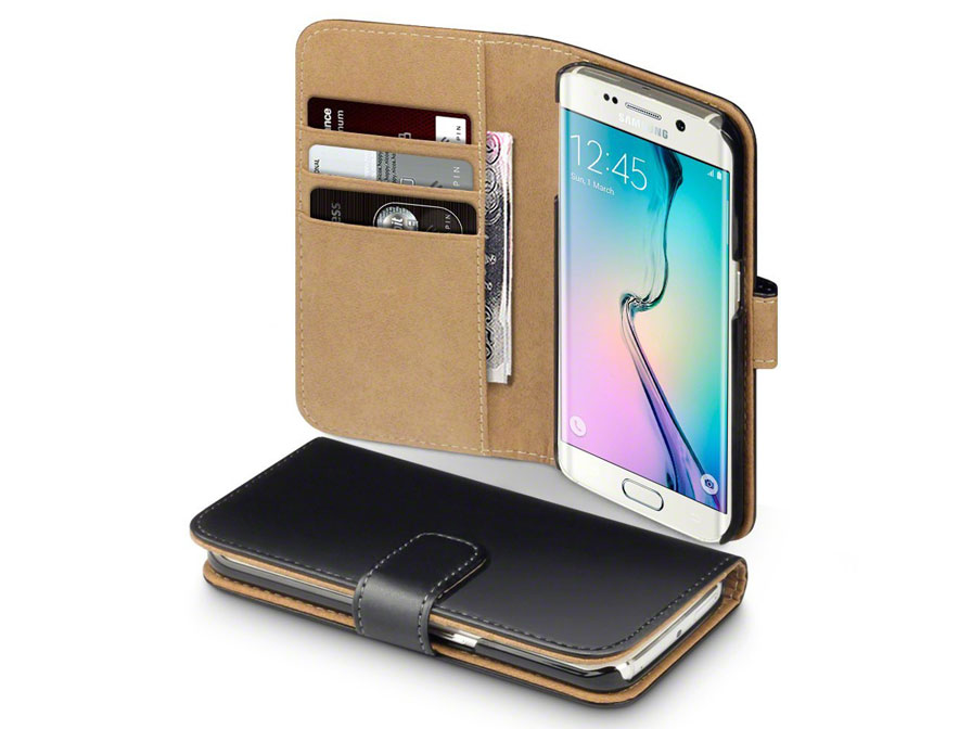 CaseBoutique Wallet Case - Samsung Galaxy S6 Edge hoesje