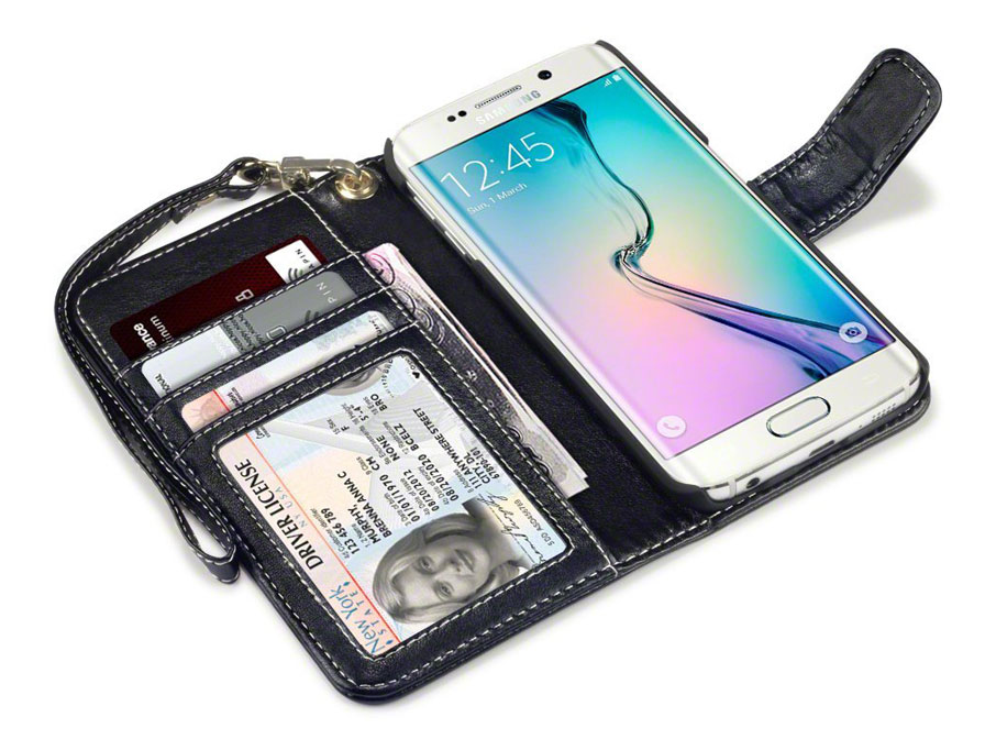 CaseBoutique Gracey Case - Samsung Galaxy S6 Edge hoesje