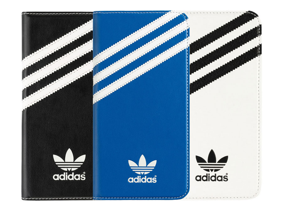 adidas Originals Booklet Case - Hoesje voor Samsung Galaxy S6