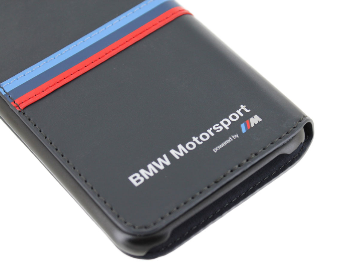 BMW M Classic Bookcase - Samsung Galaxy S6 hoesje