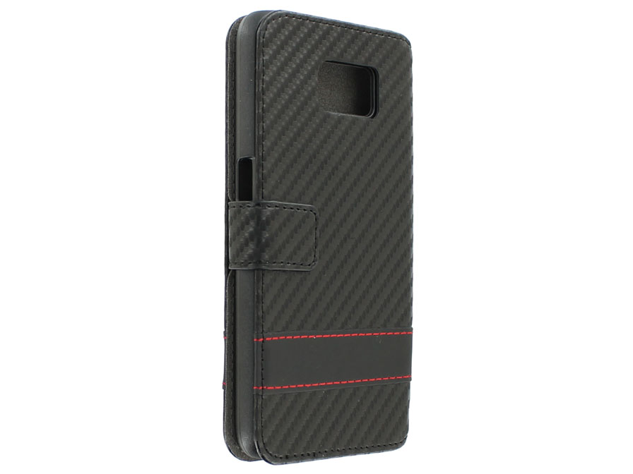 BMW M Division Bookcase - Samsung Galaxy S6 hoesje