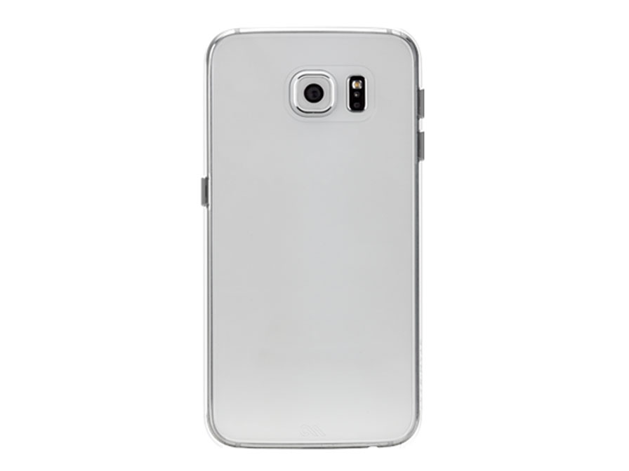 Case-Mate Barely There - Doorzichtig Samsung Galaxy S6 hoesje