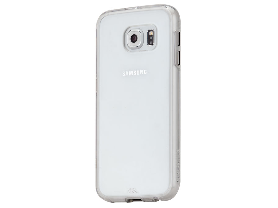 Case-Mate Naked Tough - Extra Sterk Samsung Galaxy S6 Hoesje