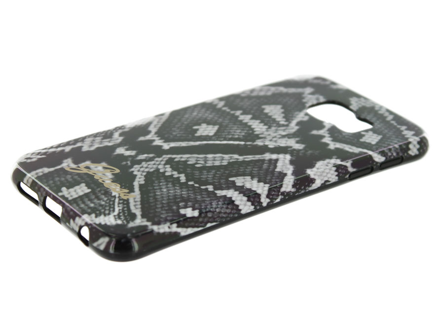Guess Snake TPU Case - Samsung Galaxy S6 Hoesje