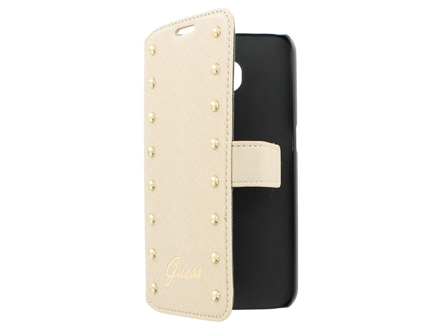 Guess Studded Collection Folio - Samsung Galaxy S6 hoesje