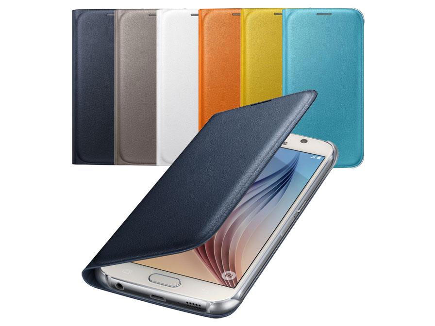 the best attitude ac061 f95d7 Samsung Galaxy S6 Flip Wallet - Origineel Samsung hoesje (EF-WG920P)