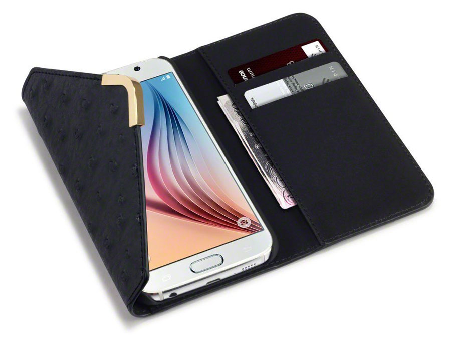C by Covert Suki - Wallet Case Hoesje voor Samsung Galaxy S6