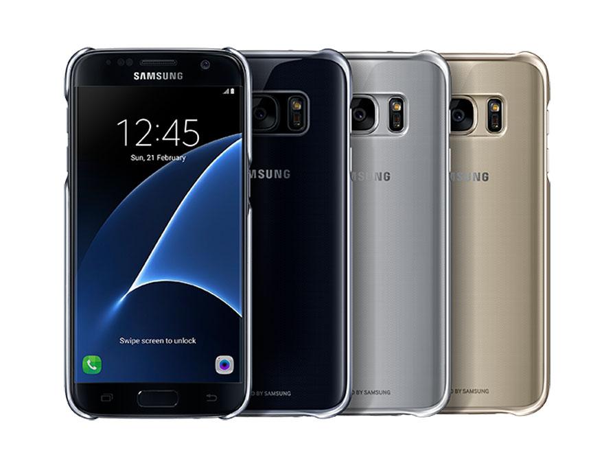 sale retailer 44148 12d9c Samsung Galaxy S7 Clear Cover - Origineel Hoesje