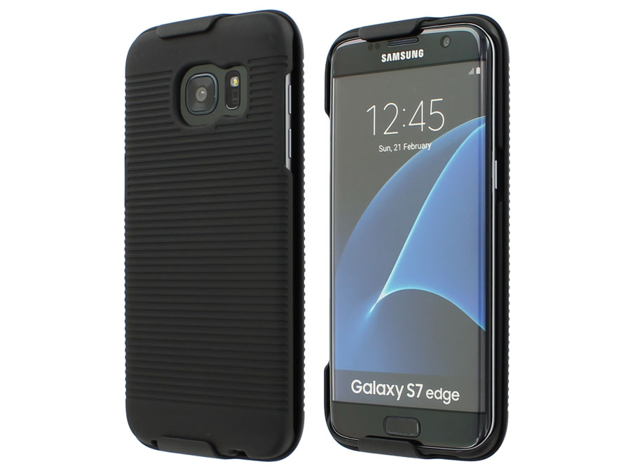 Holster 2-in-1 Case - Samsung Galaxy S7 Edge hoesje