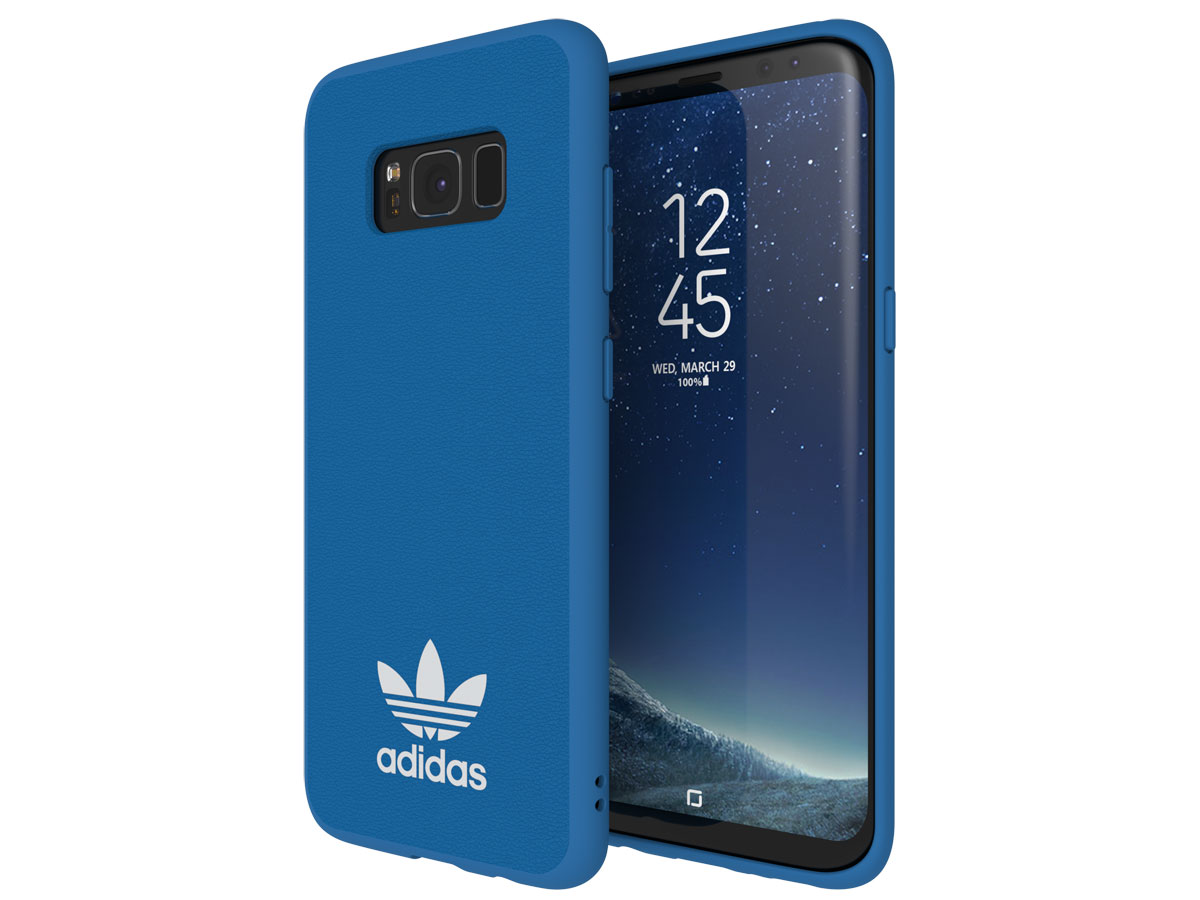 Adidas Moulded Case - Samsung Galaxy S8 hoesje