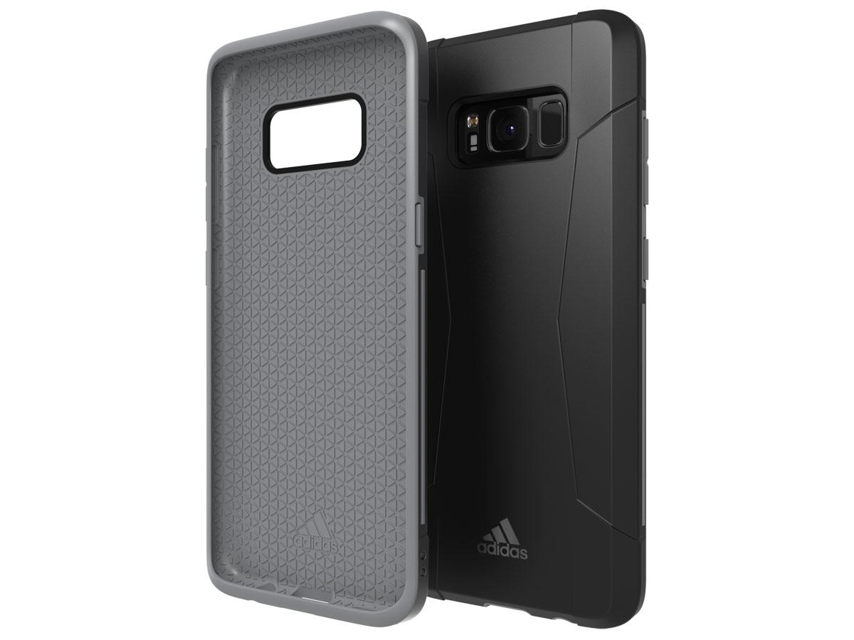 Adidas Sport Solo Case - Samsung Galaxy S8 hoesje Zwart
