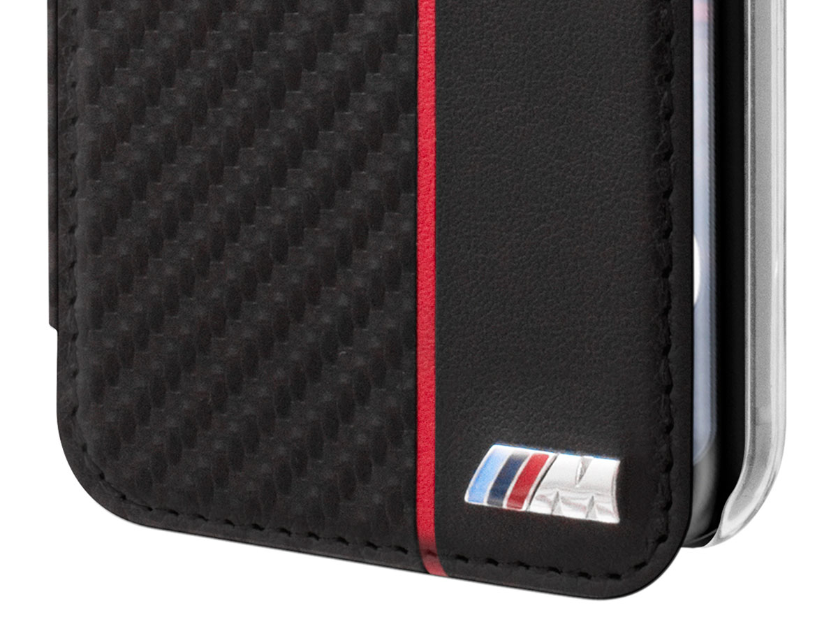BMW M Sport Bookcase - Samsung Galaxy S8 hoesje