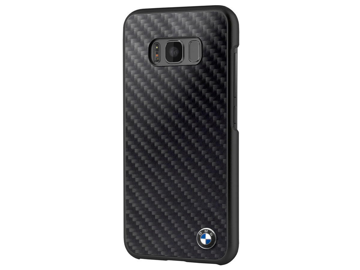 BMW Carbon Hard Case - Samsung Galaxy S8 hoesje
