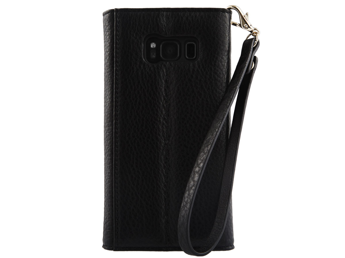 Case Mate Leather Wristlet - Samsung Galaxy S8 hoesje