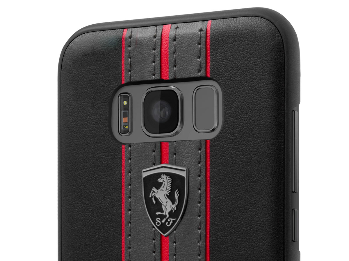 Ferrari Samsung Galaxy S8 Hoesje Urban Hard Case