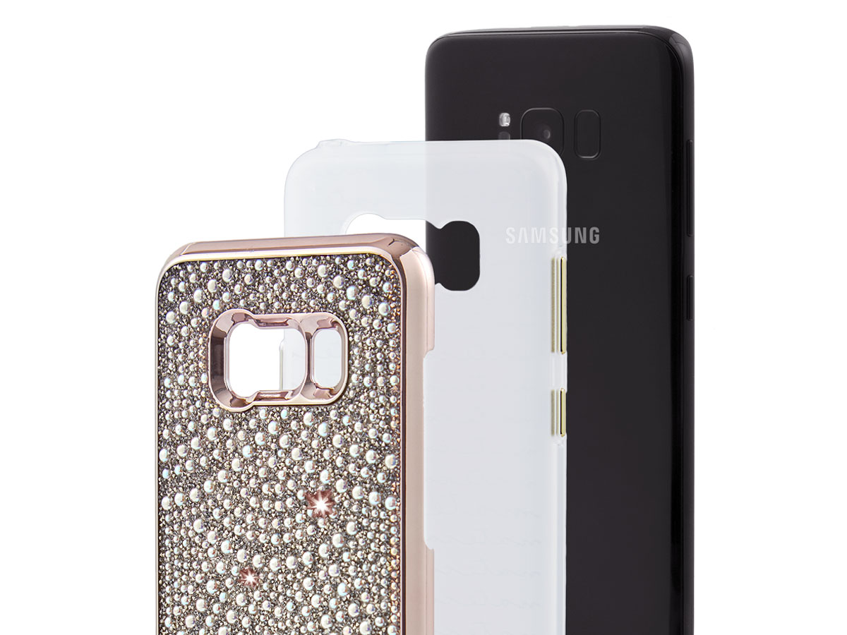 Case Mate Brilliance Lace - Samsung Galaxy S8+ Hoesje