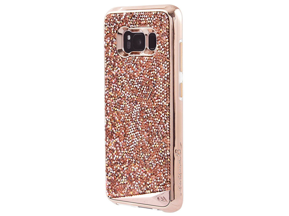 Case Mate Brilliance Rose - Samsung Galaxy S8+ Hoesje