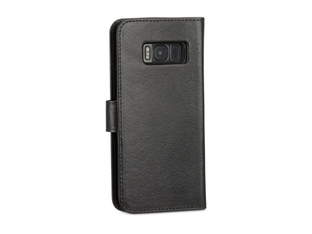Dbramante Lynge 2 in 1 Case Zwart - Galaxy S8+ hoesje