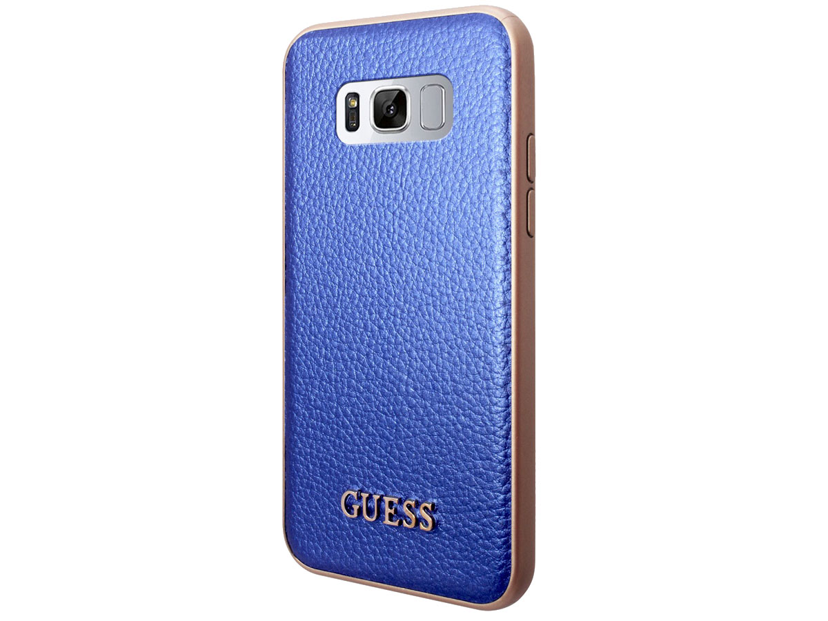 Guess Iridescent Hard Case - Samsung Galaxy S8+ hoesje