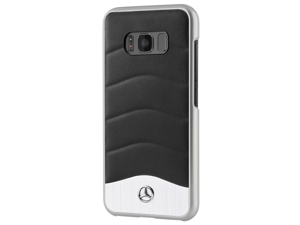huge discount 217a6 f00ca Mercedes-Benz Case - Leren Samsung Galaxy S8+ hoesje