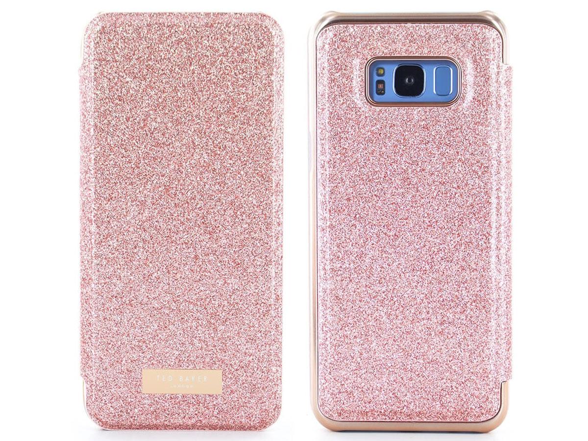 reputable site f15d4 ff00d Ted Baker Hoesje Samsung Galaxy S8+ | Glitsie Folio