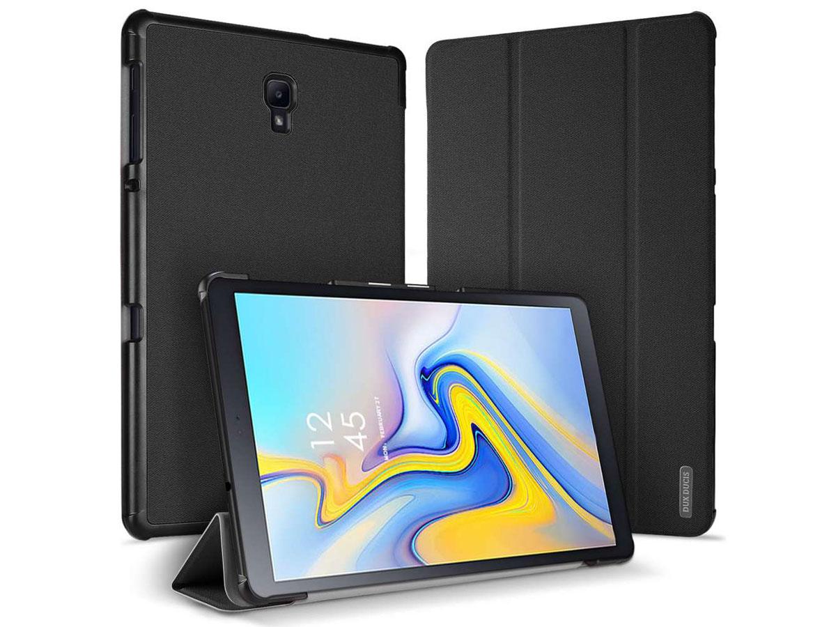 Dux Ducis Trifold Case Zwart - Galaxy Tab A 10.5 hoesje