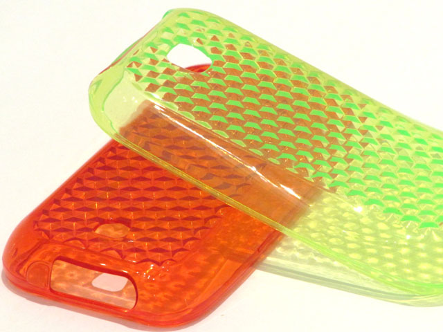 Diamond TPU Case Hoes Samsung Galaxy Apollo i5800