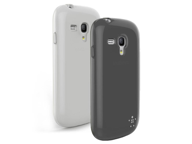 Belkin Grip Sheer TPU Case voor Samsung Galaxy S3 Mini