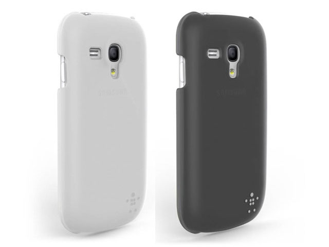 Belkin Shield Sheer Matte Case voor Samsung Galaxy S3 Mini