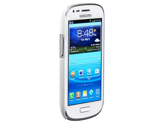 Case-Mate Barely There Case voor Samsung Galaxy S3 Mini