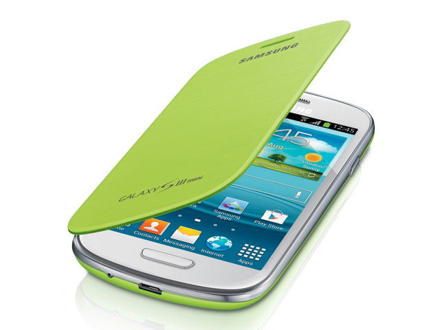 Samsung Galaxy S3 Mini Flip Cover Case Hoesje