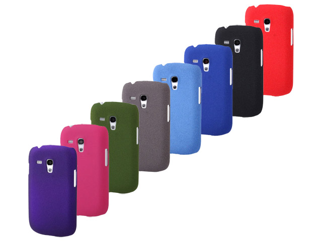 Color Series Hard Case Hoesje voor Samsung Galaxy S3 Mini