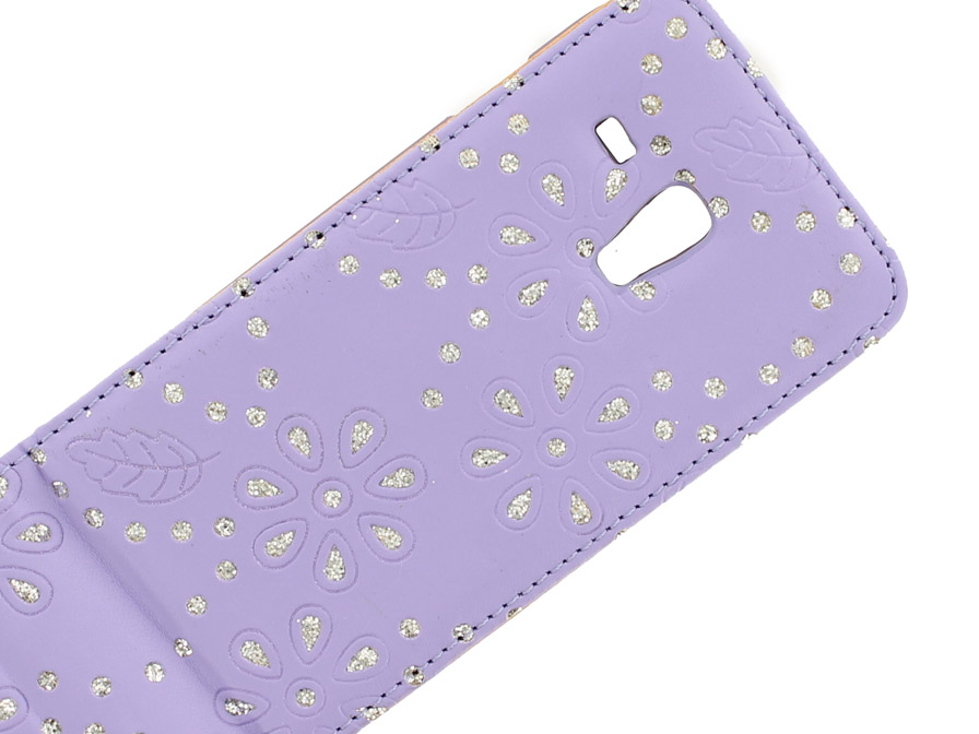 Glitter & Glamour Case Hoes Samsung Galaxy S3 Mini