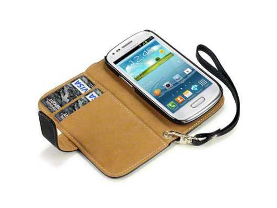 CaseBoutique Wallet Case - Hoesje voor Samsung Galaxy S3 mini