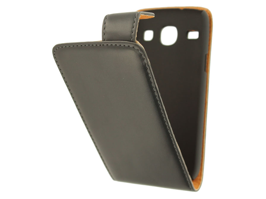 Classic Leather Case - Samsung Galaxy Core i8260 Hoesje