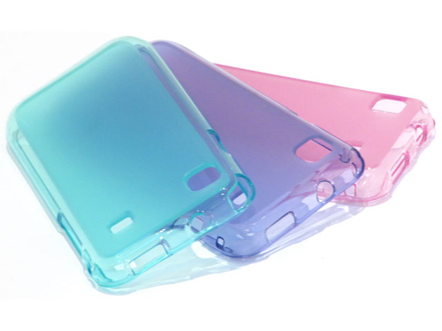 Color Series TPU Case Hoes voor Samsung Galaxy S (Plus)