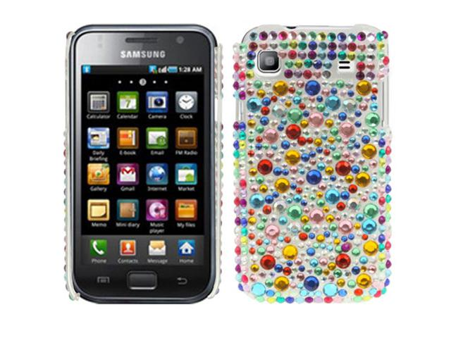 Confetti Diamond Case Hoesje Samsung Galaxy S (Plus)