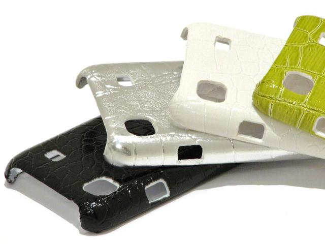 Crocodile Case Hoes voor Samsung Galaxy S (Plus)