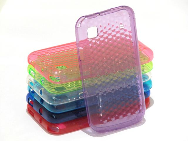 Diamond TPU Case Hoes Samsung Galaxy S (Plus)