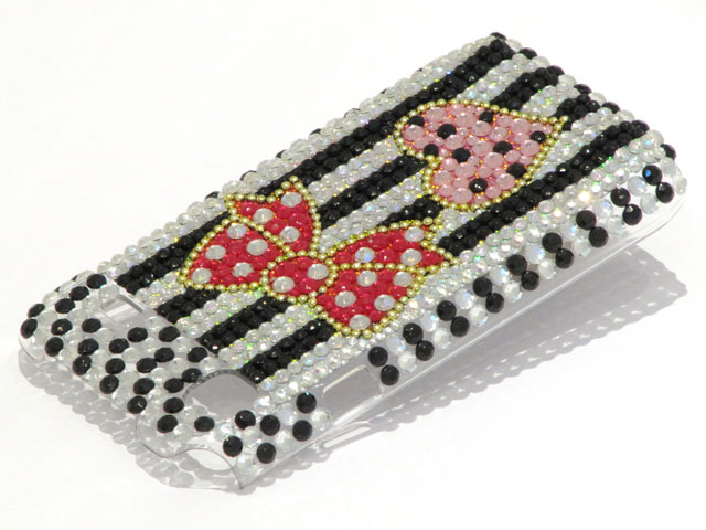 Diamond Case Hoes Fashion voor Samsung Galaxy S (Plus)