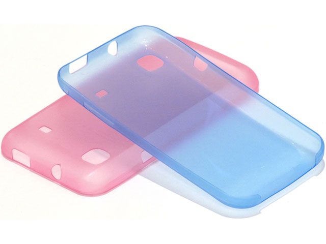 0.5mm Worlds Thinnest Case voor Samsung Galaxy S (Plus)