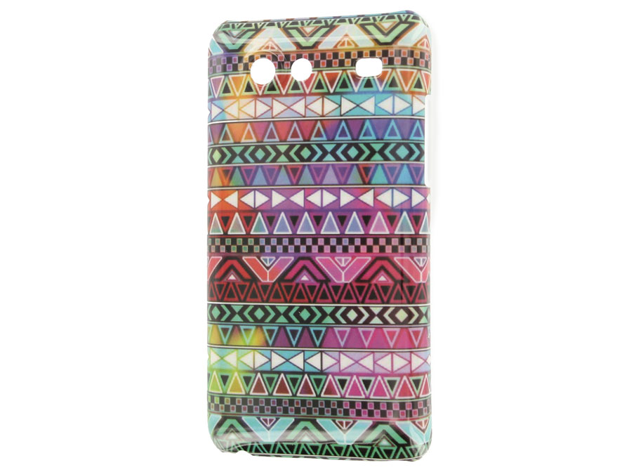 Aztec Hard Case Hoesje voor Samsung Galaxy S Advance (i9070)