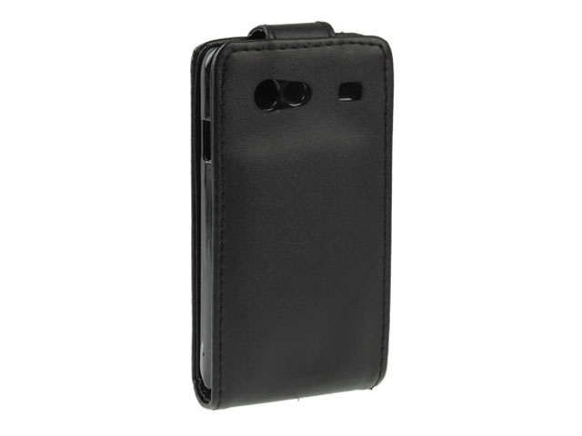 Business Leather Case Samsung Galaxy S Advance (i9070)