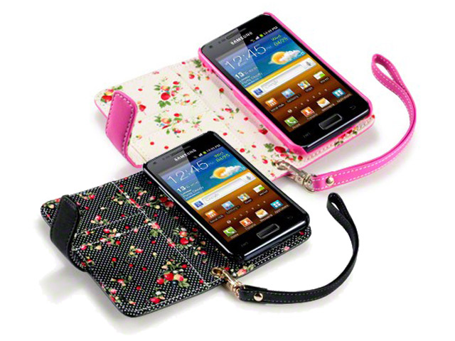CaseBoutique Wallet Case Hoesje voor Samsung Galaxy S Advance (i9070)