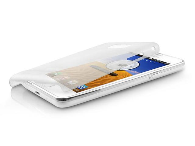 0.5mm Worlds Thinnest Case voor Samsung Galaxy S2