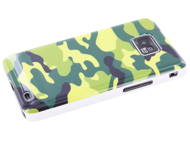 Camouflage Army Case Hoes Samsung Galaxy S2