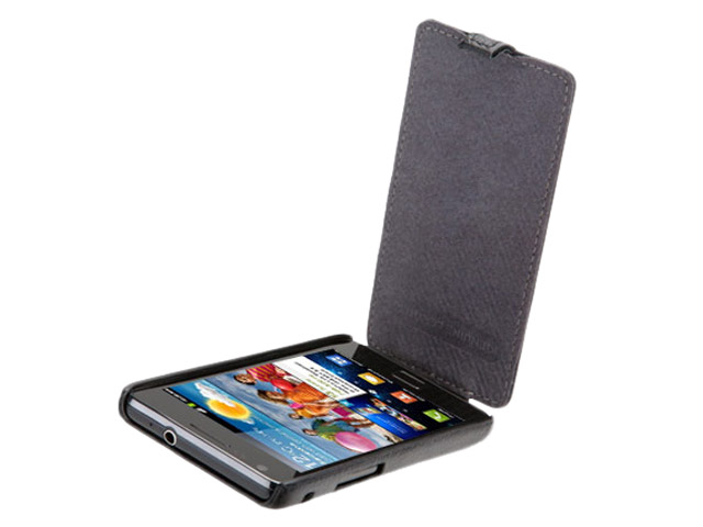 Case-Mate Signature Collection Leren Case Samsung Galaxy S2 (Plus)